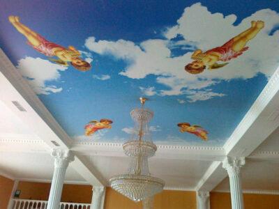 Pod.MD Tavane extensibile — Натяжные потолки в Бел