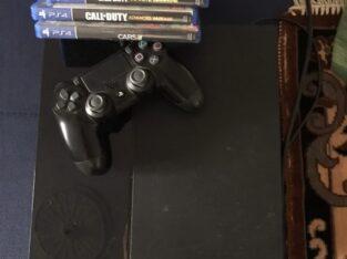 Vând / Vinde PS4