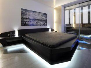 Închiriere zilnică apartament cu o cameră Lux