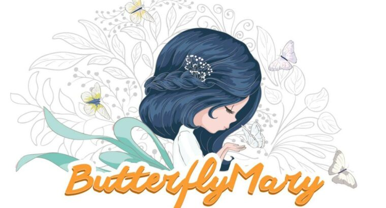 Butterfly Marry - cu grijă pentru mici