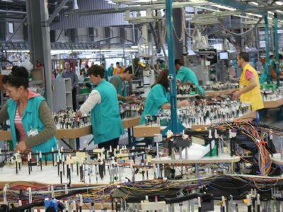 Fabrica de cablaje or.Lodz (POLONIA)