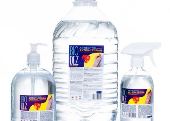 Dezinfectant Bio-Dez (выгодная цена)