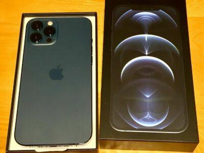 iPhone 12 Pro Max 256 ГБ заводская разблокировка