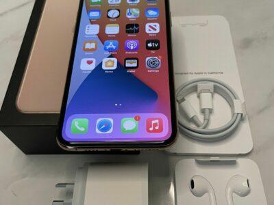 iPhone 11 Pro Max 256 ГБ Gold Sim Lock Бесплатно