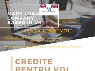 oferim împrumut, aplică pentru credit acum
