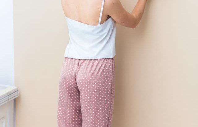 Пижама ручной работы