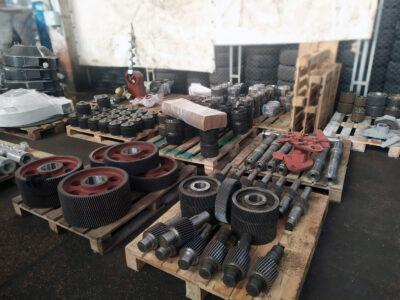 Pellet Maker Matrix, Pellet Press