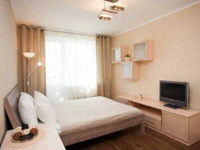1-комнатная квартира в самом центре города Бельцы.