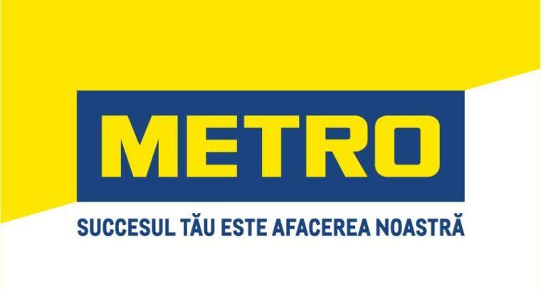 METRO Cash&Carry — aliatul afacerii tale!