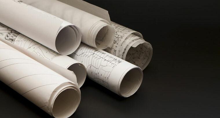 Xerox, printer, plotter, copertare, foto A0, A1, A