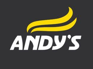 Andy's Pizza – pizza la comandă