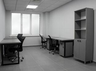 Chirie oficiu de 5 — 20 m2, de la 9 €/m2. Chișinău