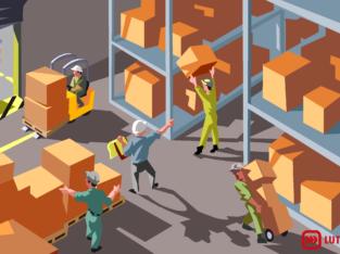 Работа на складах в Германии
