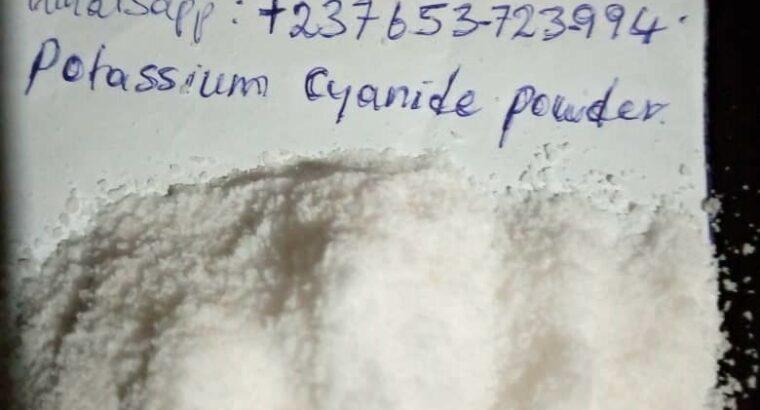 Продажа цианистого калия. 99,8% (таблетки, порошок