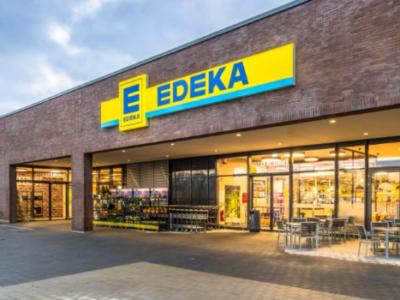 Depozitari în cadrul magazinului EDEKA
