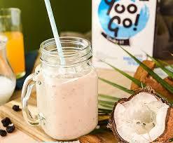 Biscuiți nutritivi cu cocos și cocos - Yoo Go