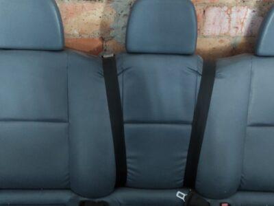 Продам кожаные сиденья от Спринтера! Две тройки.