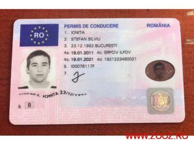 Cumpărați permisul de conducere